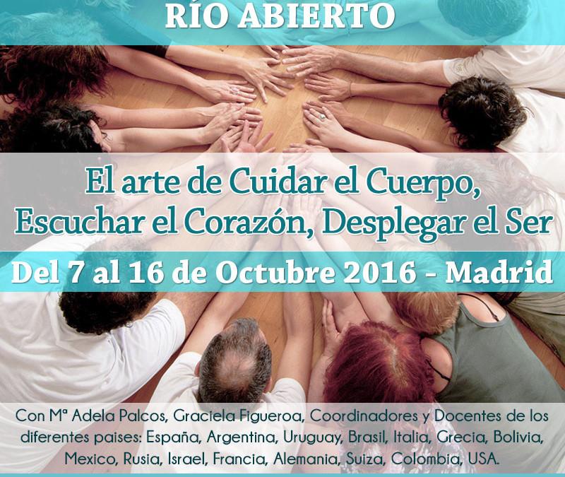 X CONGRESO INTERNACIONAL DE RÍO ABIERTO
