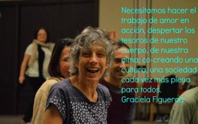 Graciela Figueroa y la semana del encuentro, un antes y un después