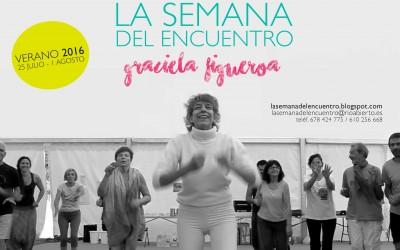 La Semana del Encuentro con Graciela Figueroa