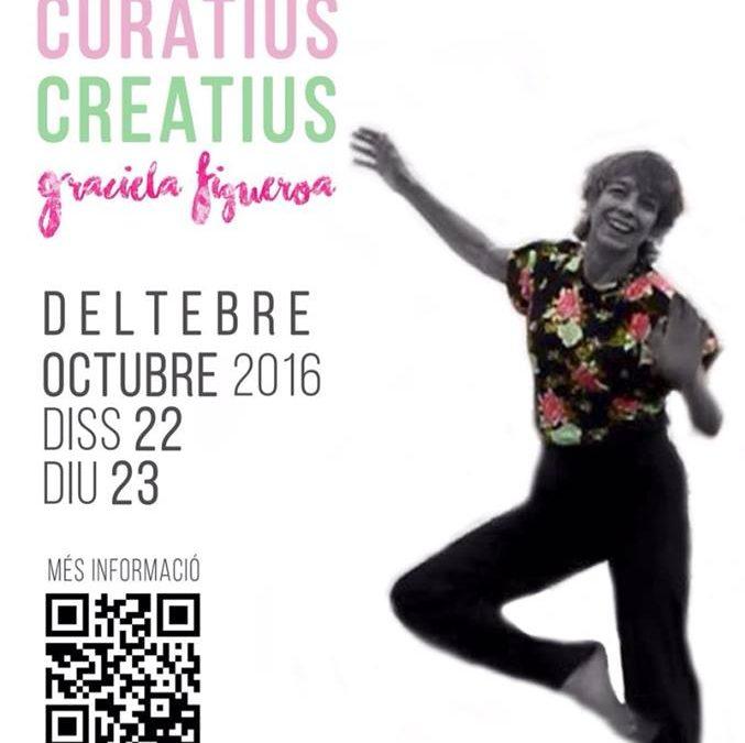 Graciela Figueroa, curación y creatividad en Deltebre