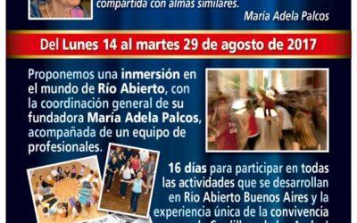 Con María Adela en Los Andes y Buenos Aires