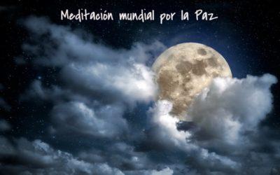 Cerramos el año sumándonos a la meditación mundial por la Paz.