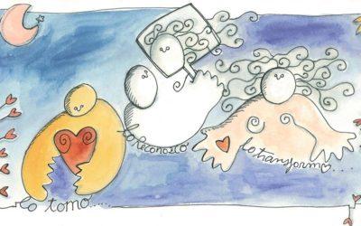 """""""Dibujos ConSentidos"""", el libro de instantes de conmoción vital, en Vitoria el 1 de febrero"""