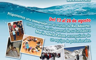 Inmersión en ti pasando por los Andes