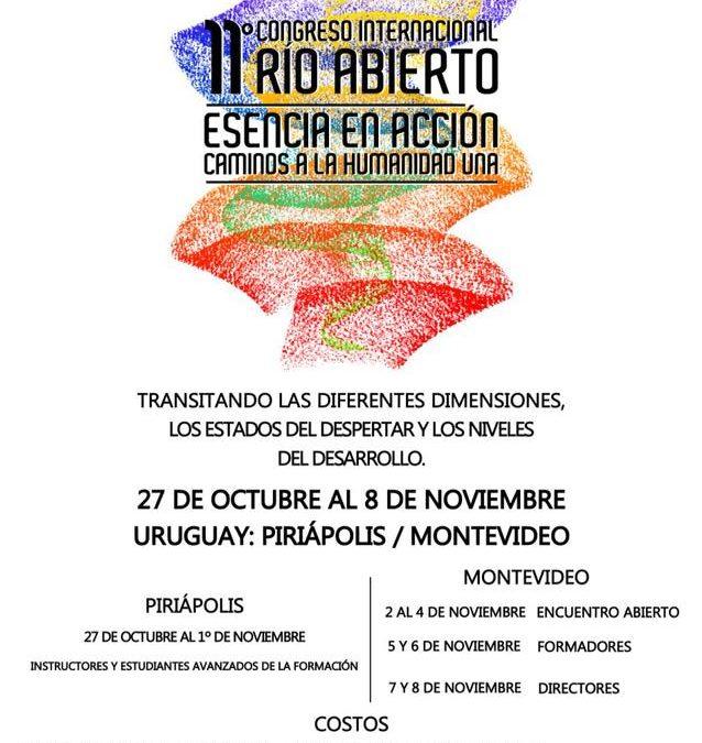 XI Congreso Internacional de Uruguay, una Primavera extra en 2018