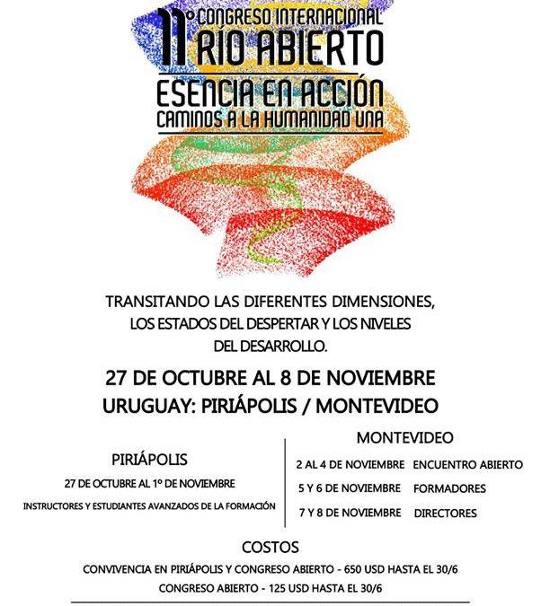 XI Congreso Internacional de Uruguay, cada vez más cerca