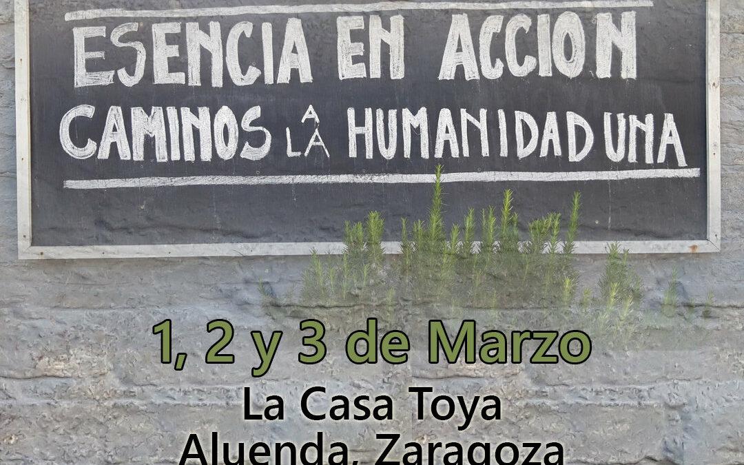 Nos encontramos en Aluenda 1, 2 y 3 de marzo con la fuerza del XI Congreso