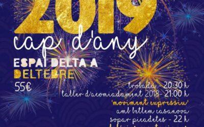 En brazos de la Paz, que empiece la fiesta de bienvenida al 2019