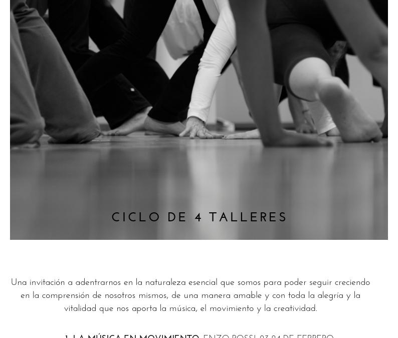 Enzo Rossi, Claudia Casanovas y Marisol Román en Territorios de la esencia (Pamplona)