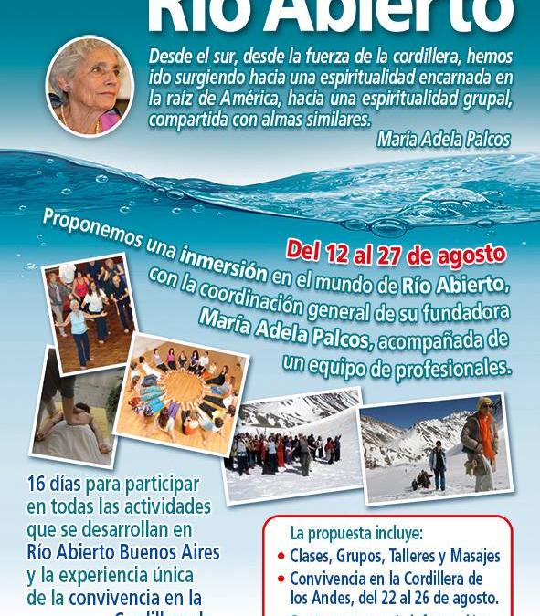 Por los Andes y hacia ti de la mano de María Adela Palcos