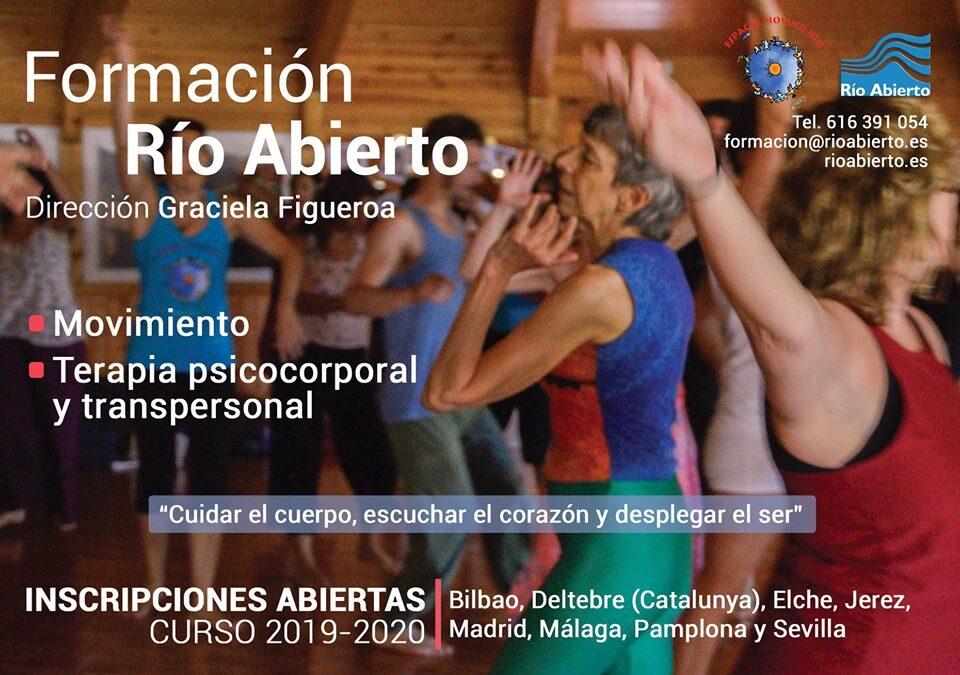 Formación Río Abierto: nuevos grupos y calendario de presentaciones