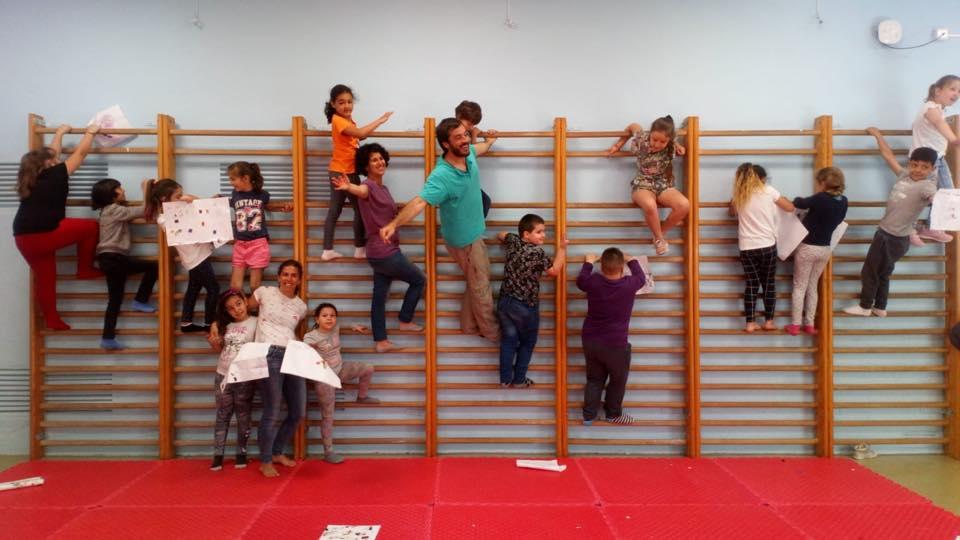Aquí jugamos tod@s, una vía de inclusión en el aula