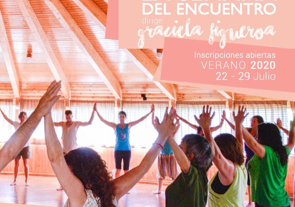 La semana del encuentro con Graciela Figueroa, un baño de sanación, alegría y realidad