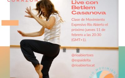 Live en Instagram con Betlem Casanova