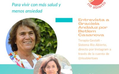 Instagram Live – Entrevista a Graciela Andaluz